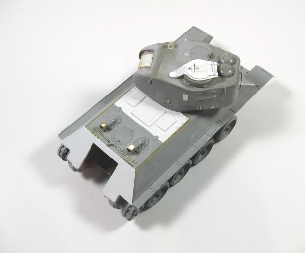 T-34-85 Jordanian Bunker