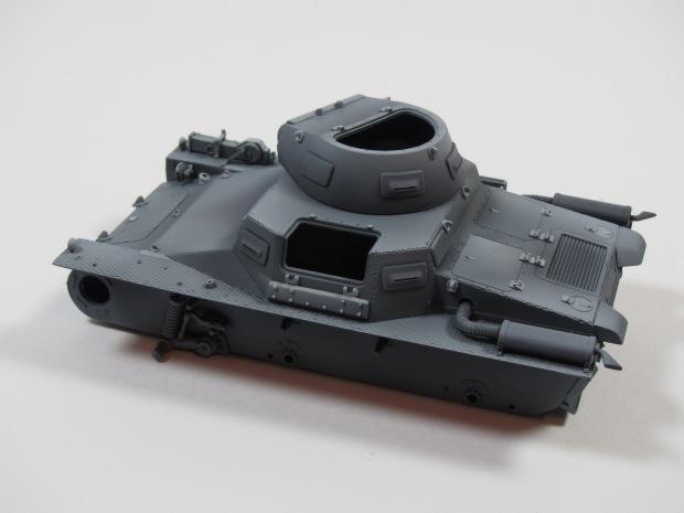 TriStar Panzer I