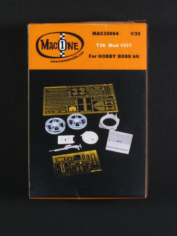 MACONE T-26 PACKAGING